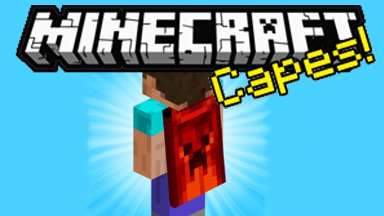 Custom Capes Minecraft Blog