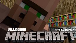 Minecraft NPC Intelligence Improvments Minecraft