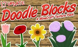 Doodle Blocks - HD Cartoon Pack [WIP] Minecraft Texture Pack
