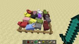 Rainbow Sheep ! Thanks to Jeb Minecraft Blog Post