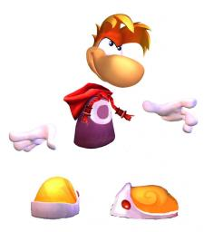 rayman the great escape 64X64