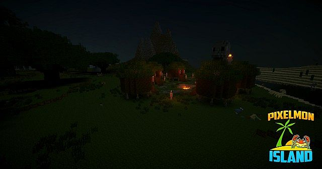 Tiki Village!
