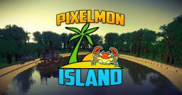 Elite Pixelmon Island! Minecraft Project