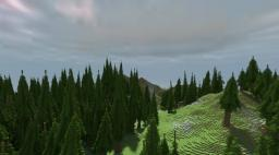 The lands of MarbleGold Minecraft Project
