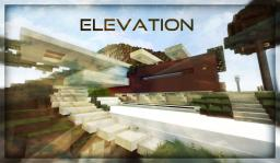 Elevation - A Modern Cliffside Home - Collab w/ TheEvilEnderman - Ninaman Minecraft Map & Project