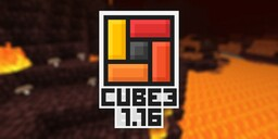 CUBE³ [a cuber default] Minecraft Texture Pack
