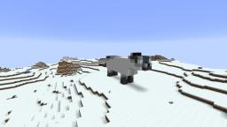 18th December - Gray Cat Statue Minecraft Map & Project