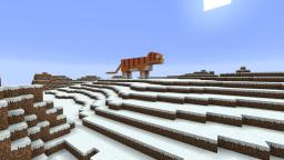 19th December - Orange Cat Statue Minecraft Map & Project