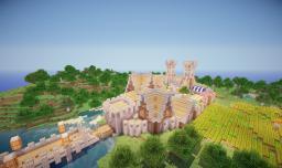 Armoured village Minecraft