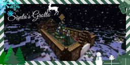 Santa's Grotto Minecraft Map & Project