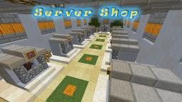 Server Shop (No Plugin, No mods, All versions] [AntoS] Minecraft Map & Project