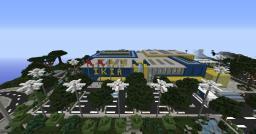 Modern Ikea Minecraft Map & Project