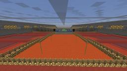 Megadeth Amphitheatre Minecraft Map & Project