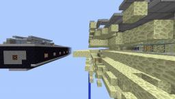Vanilla Lasers Announcement (aka patent) Minecraft Blog Post