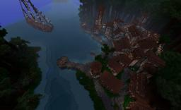 The Bay of Santa Lucia Minecraft