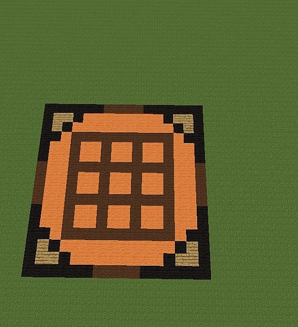 Crafting table minecraft project for Minecraft coffee table