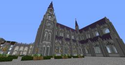 Cathedral of Mithilia - HugoDaBosss Minecraft Map & Project