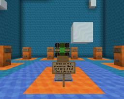 Rage Jump&Run [Difficult] [1.7 and higher] [Beat your Friends] Minecraft Map & Project