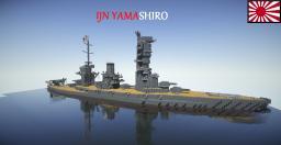 IJN Yamashiro Battleship Minecraft