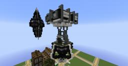 Mordern House: Mobile Land Glider  Addon Minecraft Map & Project