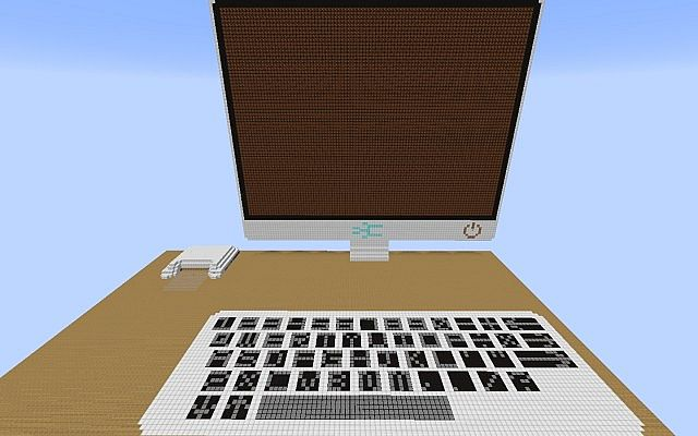 Redstone Computer Desk images