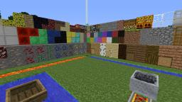 Texture Pack Displayer Minecraft Map & Project