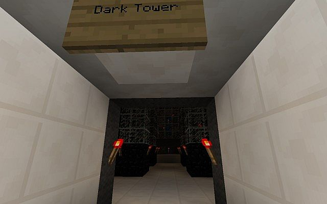The Dark Tower ! Dam dam daaaark