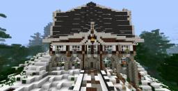 Nordic Manor House Minecraft Map & Project