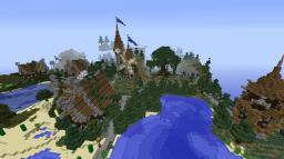 Vyrsa [] A Medieval Town Minecraft Map & Project