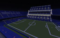 Chelsea's Stadium 'Stamford Bridge' Minecraft
