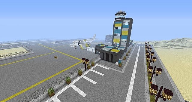 Spawn airport
