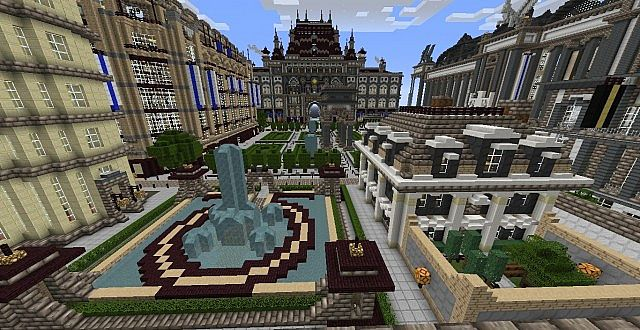 Imperial City World with Odyssey Craft