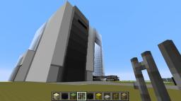Kennedy Space Center Minecraft Map & Project