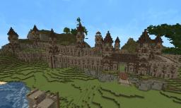 Fort Greenwald Progress Page Minecraft Map & Project