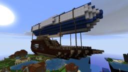 Delphinus - Rose's Airship Mark 2 Minecraft