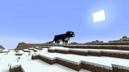20th December - Black Cat Statue Minecraft Map & Project