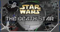 STAR WARS - The Death Star Minecraft Map & Project