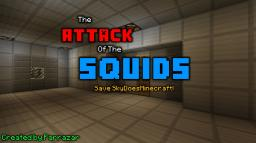 The Attack Of The Squids! Minecraft Project