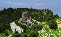 Castle Eltz - Germanys most popular medieval castle Minecraft