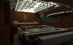 Concert Hall Minecraft Map & Project