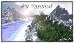 Icy Survival [Custom Terrain+Trees] Minecraft Map & Project