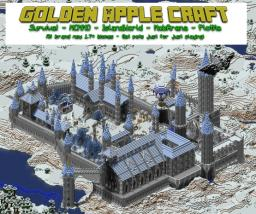 GoldenAppleCraft.com Minecraft Server