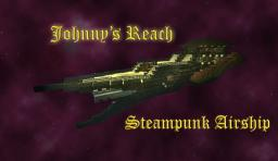 Airship Johnny's Reach Minecraft Map & Project