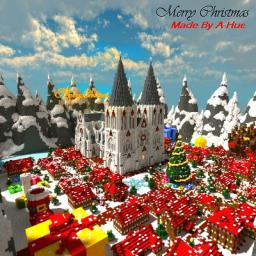 Merry Christmas Minecraft Project