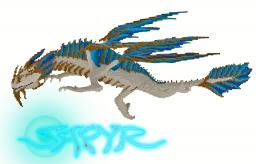 [Creatures from the Water Temple  -2 -] Dragon Sapyr + Download-Map Minecraft Project