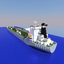 MV Neptun Minecraft
