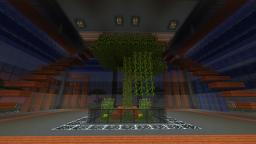 Element City town square and cultural centers Minecraft Map & Project