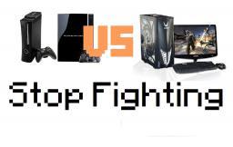 MC Console vs PC. STOP THE FIGHT. Minecraft Blog Post