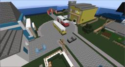 Nuketown Paintball Arena Minecraft Map & Project