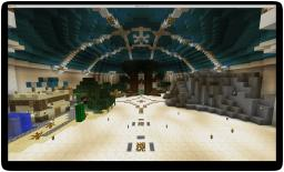Realm of Faern Main Spawn/Rules Hall/Tutorial Hall (Discontinued) Minecraft Project
